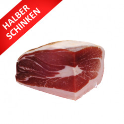 1/2 Jambon sec Jamón Ibérico, label rouge