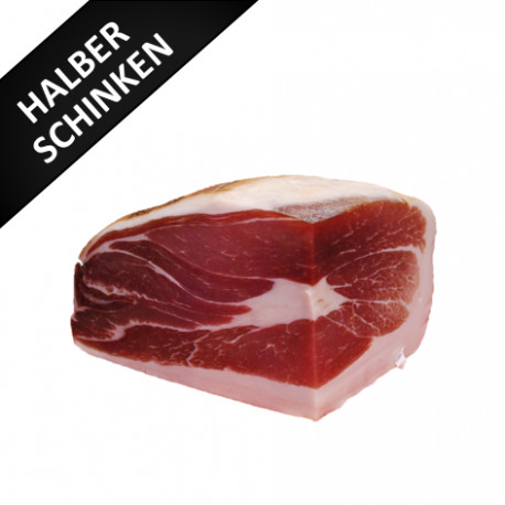 1/2 Black label Jamón Ibérico Dry Ham