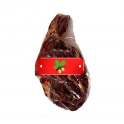 Prosciutto crudo Jamón Ibérico Etichetta rossa