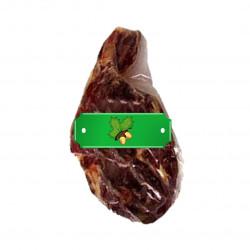 Prosciutto crudo Jamón Ibérico Etichetta verde