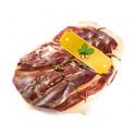 Pack Huile d'olive bouteille + Chorizo VELA + Gold Series Épaule