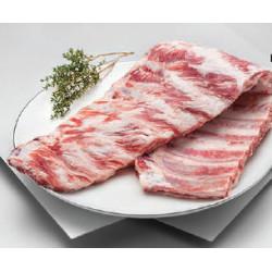 Iberian pork ribs