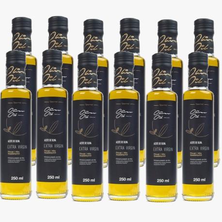 12 bottles Olive Oil 0.25L