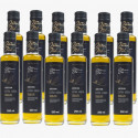 12 x Olive Oil Extra - glass bottle 0.25 Lts