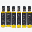 Olive Oil Extra - glass bottle 0.25 Lts